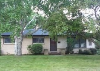 Pre Foreclosure in Menomonee Falls 53051 CHRISTOPHER BLVD - Property ID: 1060674639