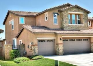 Pre Foreclosure in Menifee 92584 LAMPLIGHTER LN - Property ID: 1060754343