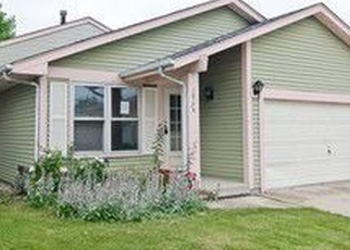 Pre Foreclosure in Tinley Park 60487 QUAIL CT - Property ID: 1060900187
