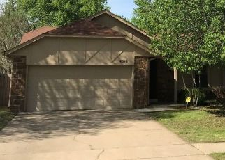 Pre Foreclosure in Broken Arrow 74012 W UNIONTOWN ST - Property ID: 1060991285