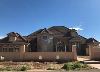 Pre Foreclosure in Washington 84780 E ADAM LN - Property ID: 1061375393
