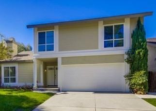 Pre Foreclosure in Mission Viejo 92691 LIVE OAK DR - Property ID: 1061549715