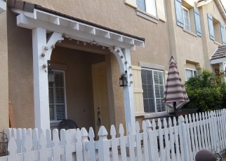 Pre Foreclosure in Chula Vista 91913 TROUVILLE LN - Property ID: 1061681542