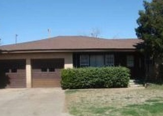 Pre Foreclosure in Altus 73521 HICKORY ST - Property ID: 1061712191