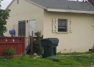 Pre Foreclosure in San Gabriel 91775 SULTANA AVE - Property ID: 1061889577