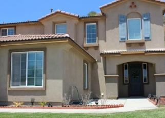 Pre Foreclosure in Lake Elsinore 92530 GATEWAY DR - Property ID: 1061898335