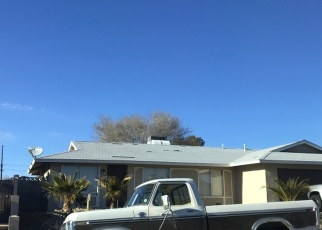 Pre Foreclosure in Boulder City 89005 APPALOOSA RD - Property ID: 1062185653