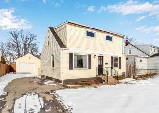 Pre Foreclosure in Buffalo 14225 CLEVELAND DR - Property ID: 1062763330