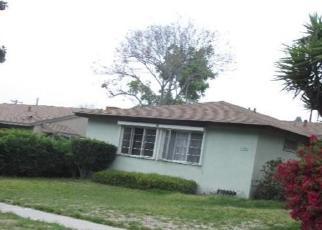 Pre Foreclosure in Whittier 90601 MAVIS AVE - Property ID: 1062775156