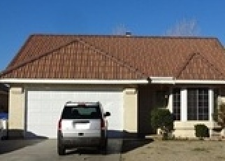 Pre Foreclosure in Palmdale 93552 HILLCREST DR - Property ID: 1062797501