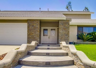 Pre Foreclosure in La Verne 91750 DOGWOOD DR - Property ID: 1062848749