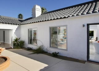 Pre Foreclosure in Rancho Mirage 92270 BOOTHILL CIR - Property ID: 1062865833