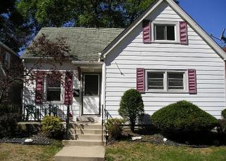 Pre Foreclosure in Evergreen Park 60805 S HOMAN AVE - Property ID: 1062906103
