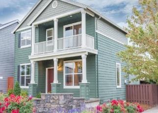 Pre Foreclosure in Hillsboro 97123 SE ALEXANDER ST - Property ID: 1063111529
