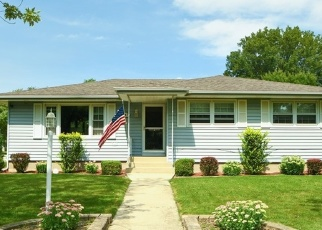 Pre Foreclosure in Lansing 60438 OAKLEY AVE - Property ID: 1063153122