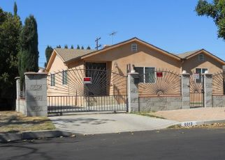 Pre Foreclosure in North Hollywood 91605 VANTAGE AVE - Property ID: 1063262182