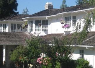 Pre Foreclosure in Saratoga 95070 PEPPER LN - Property ID: 1063542942