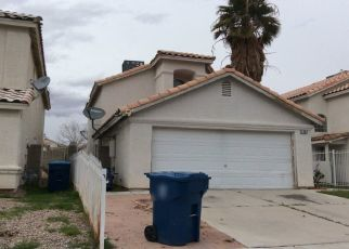Pre Foreclosure in Las Vegas 89115 STEINBECK DR - Property ID: 1063574466