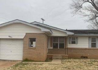 Pre Foreclosure in Altus 73521 KATHY AVE - Property ID: 1063807465