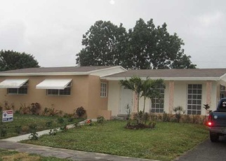 Pre Foreclosure in Miami 33169 NW 188TH TER - Property ID: 1063915650