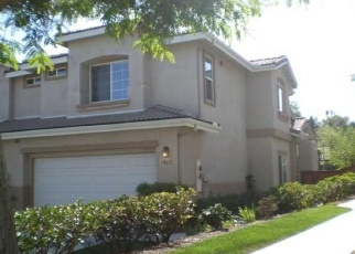 Pre Foreclosure in Vista 92084 MORNING VIEW DR - Property ID: 1063925727
