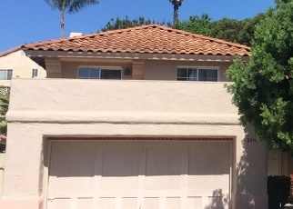 Pre Foreclosure in Carlsbad 92009 AVENIDA THERESA - Property ID: 1064547197