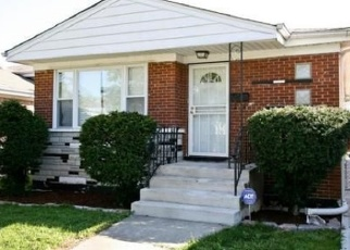 Pre Foreclosure in Chicago 60620 S WALLACE ST - Property ID: 1064565601