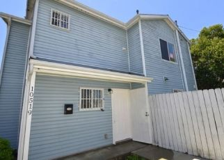 Pre Foreclosure in Los Angeles 90003 S BROADWAY - Property ID: 1064575227