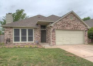 Pre Foreclosure in Glenpool 74033 S MAPLE ST - Property ID: 1064745159