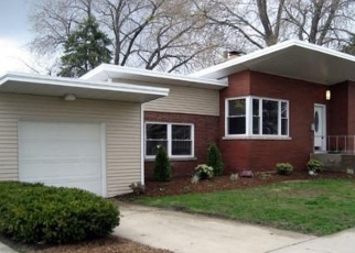 Pre Foreclosure in Evergreen Park 60805 S SPRINGFIELD AVE - Property ID: 1064848981