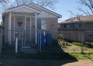 Pre Foreclosure in Bakersfield 93307 FULLER DR - Property ID: 1064954519
