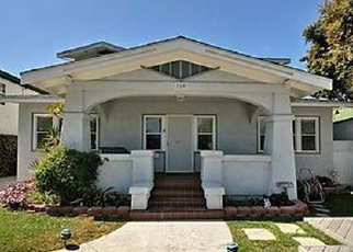 Pre Foreclosure in Coronado 92118 I AVE - Property ID: 1064975544