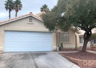 Pre Foreclosure in Las Vegas 89129 GOLDEN DESERT AVE - Property ID: 1065009709