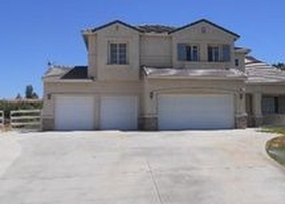 Pre Foreclosure in Riverside 92504 GLASS MOUNTAIN DR - Property ID: 1065074977