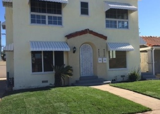 Pre Foreclosure in Los Angeles 90047 HAAS AVE - Property ID: 1065119192