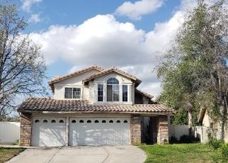 Pre Foreclosure in Corona 92883 MEW CIR - Property ID: 1065198468