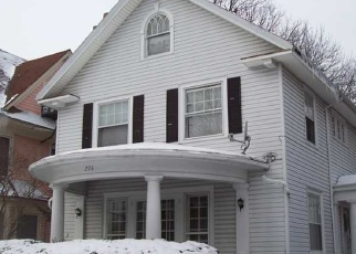 Pre Foreclosure in Rochester 14611 CHILI AVE - Property ID: 1065425785