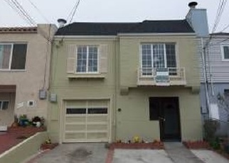 Pre Foreclosure in Daly City 94014 SAN DIEGO AVE - Property ID: 1065664927