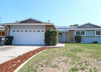 Pre Foreclosure in Visalia 93277 W LA VIDA AVE - Property ID: 1065928124