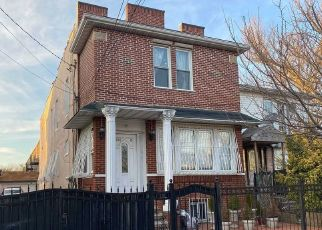 Pre Foreclosure in East Elmhurst 11369 27TH AVE - Property ID: 1066052522