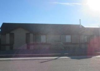 Pre Foreclosure in Gardnerville 89460 SORENSEN LN - Property ID: 1066130481
