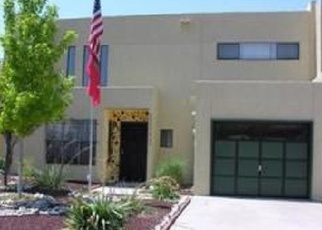 Pre Foreclosure in Albuquerque 87123 PANORAMA LOOP NE - Property ID: 1066162448