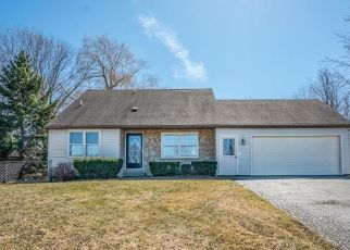 Pre Foreclosure in Hamburg 14075 BENDER CT - Property ID: 1066281133
