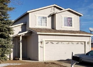 Pre Foreclosure in Sun Valley 89433 FOGGY CT - Property ID: 1066421292