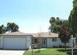 Pre Foreclosure in Fresno 93705 N LAFAYETTE AVE - Property ID: 1066707286