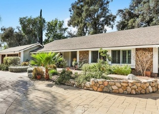 Pre Foreclosure in Thousand Oaks 91362 ERBES RD - Property ID: 1066988919