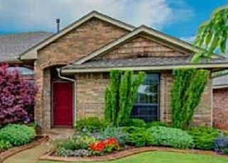 Pre Foreclosure in Edmond 73013 NW 163RD ST - Property ID: 1067328333