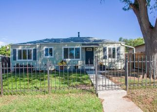 Pre Foreclosure in Denver 80204 NEWTON ST - Property ID: 1067383976