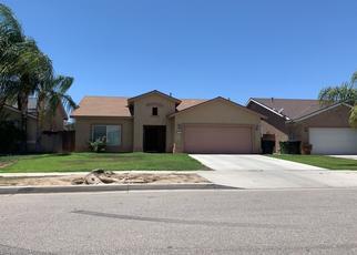 Pre Foreclosure in Wasco 93280 SAGEBRUSH CT - Property ID: 1067514477