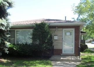 Pre Foreclosure in Calumet City 60409 CHAPPEL AVE - Property ID: 1067591567